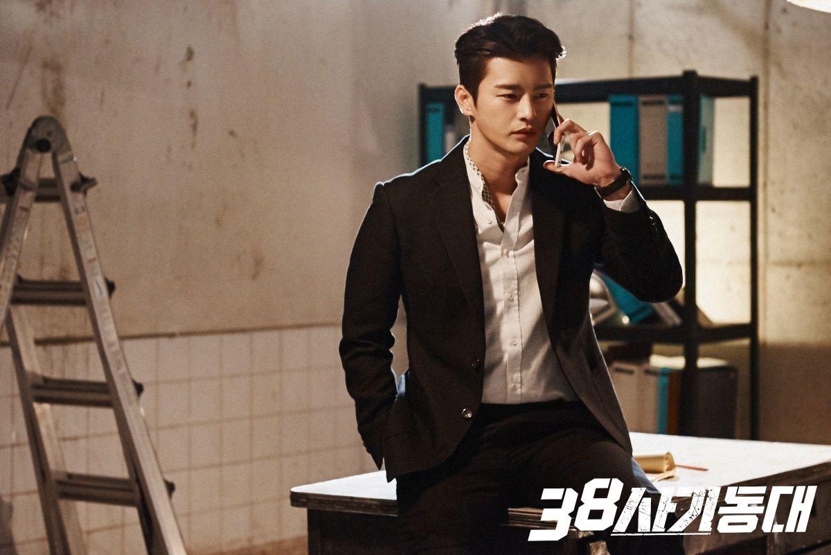 Berbagai peran Seo In Guk di drama Korea.