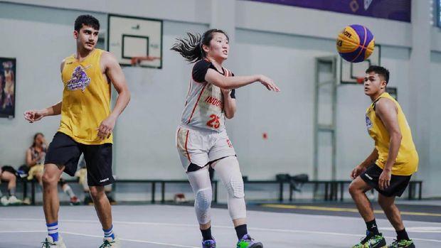 Timnas Basket 3x3 Putri