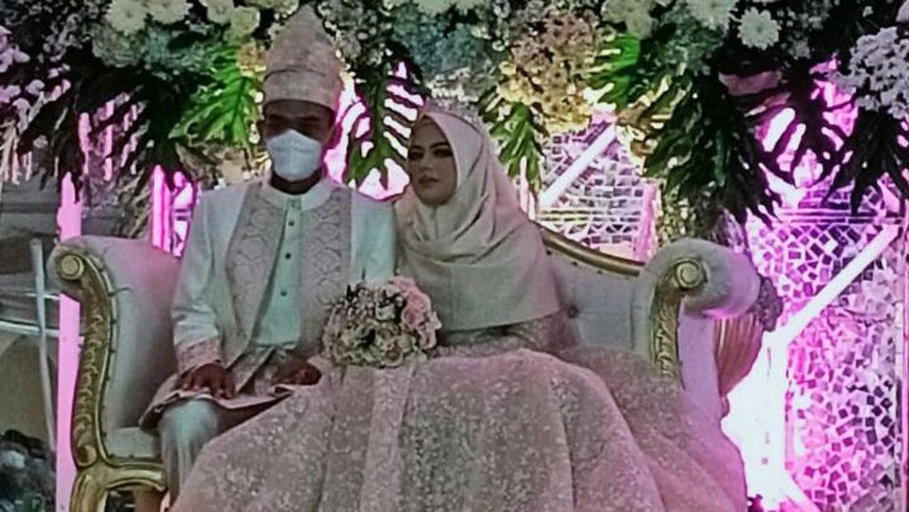 Ini Suvenir dalam Resepsi Pernikahan UAS dan Fatimah Az Zahra