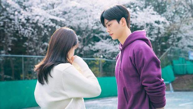 Song Kang dan Han So Hee
