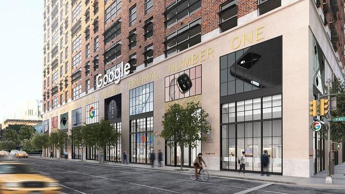 Google akan buka toko fisik pertamanya di AS