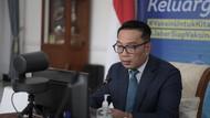 Tren COVID-19 Melonjak di Jabar, Ridwan Kamil: Kedaruratan Itu Nyata!