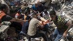 Israel-Hamas Gencatan Senjata, Begini Gempuran 11 Hari di Gaza