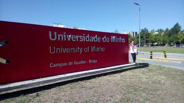 Mahasiswa di Portugal