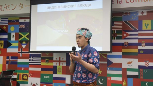 Mahasiswa di Rusia