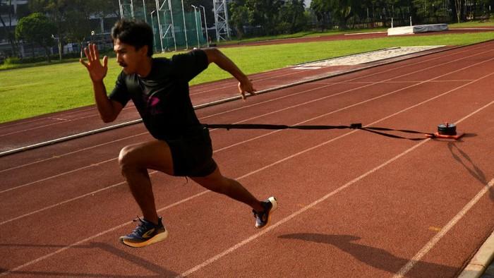 Beragam persiapan dilakukan para atlet Ibu Kota untuk mempersiapkan diri jelang pelaksanaan PON Papua 2021. Apa saja persiapan yang dilakukan? Lihat yuk.