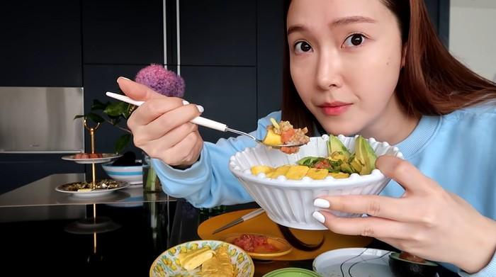 Menu Diet Jessica Jung dalam Seminggu