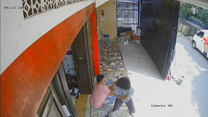 Penangkapan kurir narkoba di Sukabumi