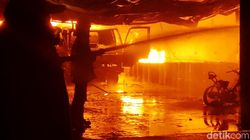 Ledakan Besar Pabrik Kimia di AS, Warga Sekitar Dievakuasi!