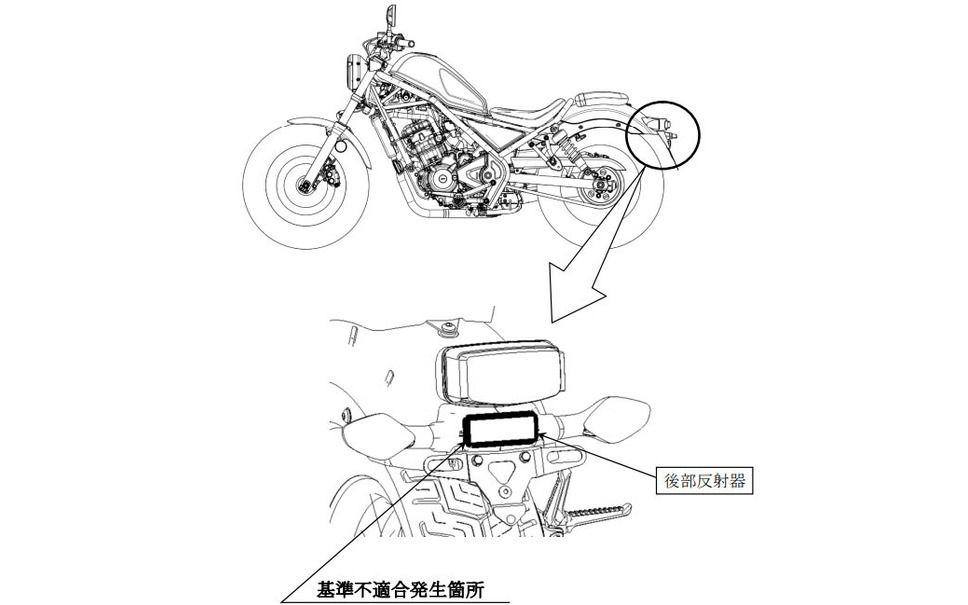 Recall Motor Honda karena Masalah Reflektor