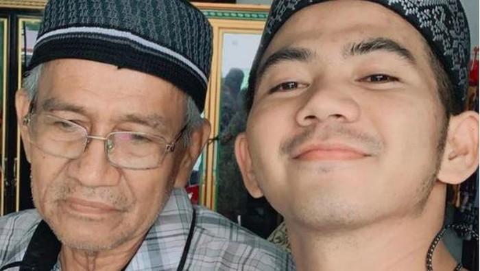 Ayah Rizki dan Ridho DA meninggal dunia
