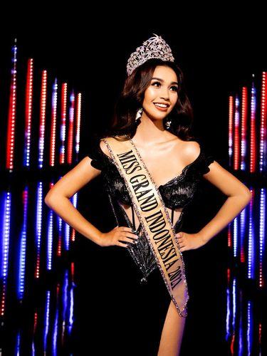 Sophia Rogan, Miss Grand Indonesia 2021