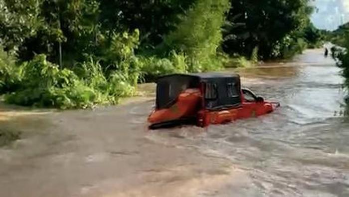 Sudah sepekan lebih banjir terjadi di Kutai Timur (dok BNPB)