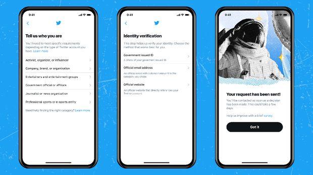 Twitter buka lagi program verifikasi akun