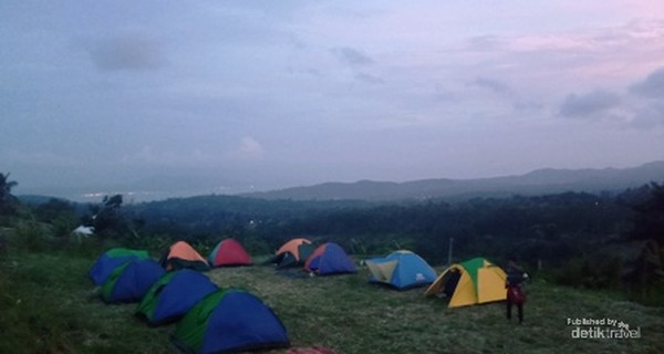 Camping ground Sumber Agung