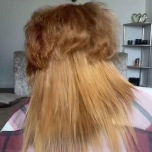 Viral Wanita yang Rambutnya Mirip Singa, Kocak Tapi Prihatin