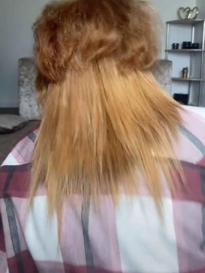 Viral di TikTok disebut rambut singa