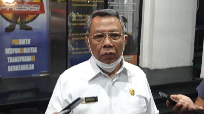 Wali Kota Tangerang Selatan (Tangsel) Benyamin Davnie