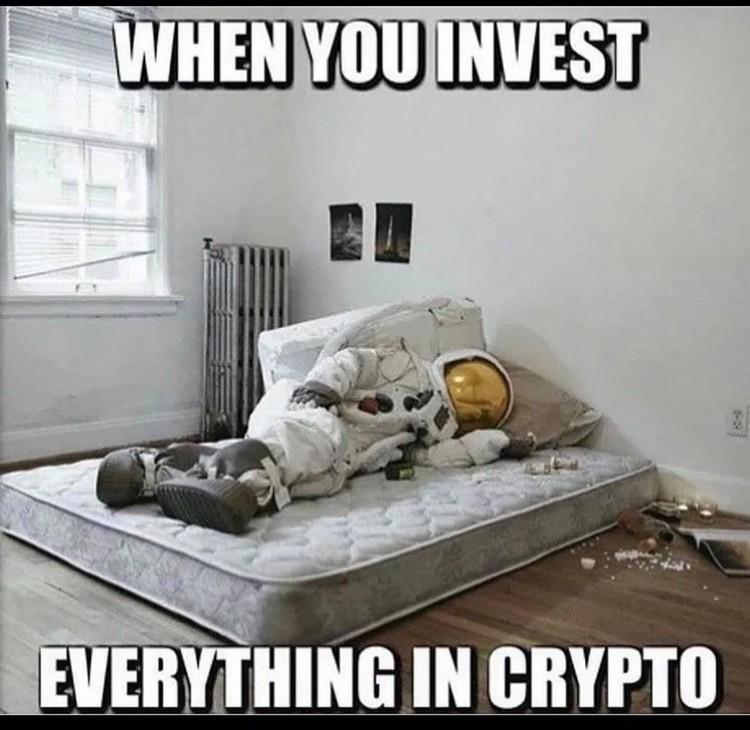 tagebuch eines bitcoin-millionärs: wann und wie für alle kryptowährungen bitcoin investment meme