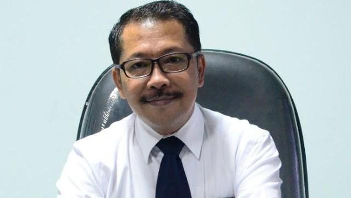 anggota Fraksi PDIP DKI Jakarta Gilbert Simanjuntak