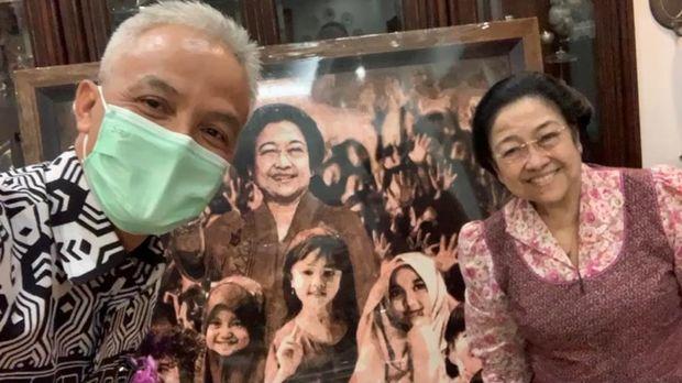 Ganjar & Megawati