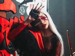 Angkat Tema Punk-Rock, Ivan Gunawan Tertantang Bikin Gaun Cruella