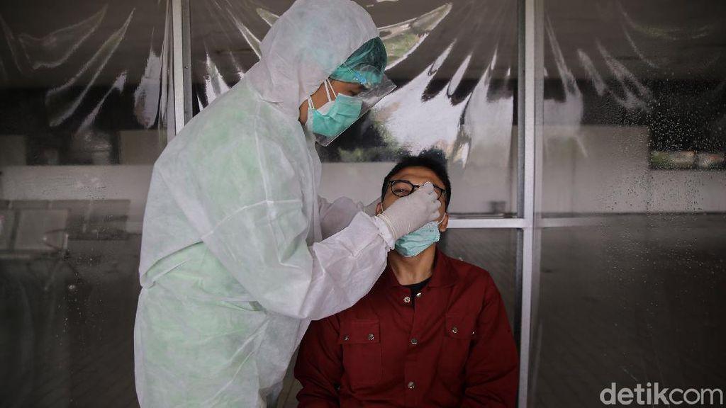 Ingat! Nyeberang ke Jawa dari Sumatera Wajib Tes Antigen