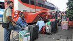 Suasana Terkini Terminal Kampung Rambutan
