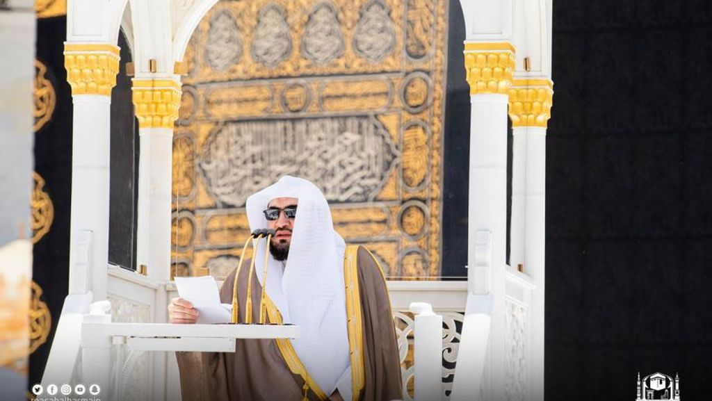 Sosok Syeikh Baleelah, Khatib yang Diserang di Masjidil Haram