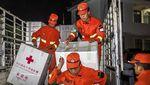 Tak Hanya Blitar, Gempa Kuat Juga Guncang China