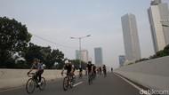 Pilu Pesepeda Tutup Usia saat Gowes di JLNT Kp Melayu