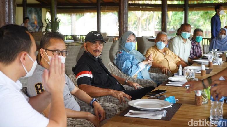 Arief Yahya Kunjungi Tanjung Lesung