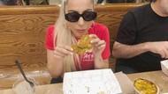 10 Gaya Keren Lady Gaga Saat Hangout