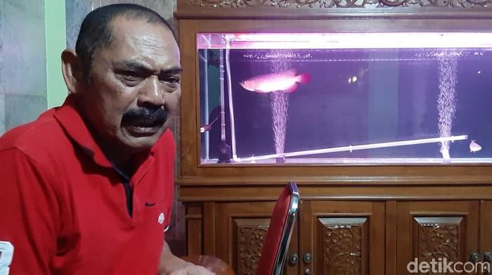 Ketua DPC PDIP Solo, FX Hadi Rudyatmo, Minggu (23/5/2021).
