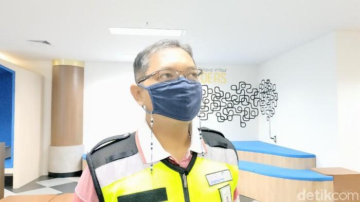 Stakeholder Relation Manager PT Angkasa Pura I Bandara Internasional I Gusti Ngurah Rai Taufan Yudhistira