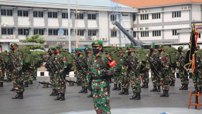 400 Pasukan Setan TNI dikirim ke Papua