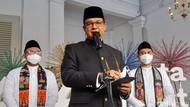 Anies Targetkan Seluruh Orang Dewasa di DKI Sudah Divaksinasi Akhir Agustus