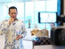 Ketua MPR: Melindungi Pers Harus Dimaknai sebagai Melindungi Demokrasi