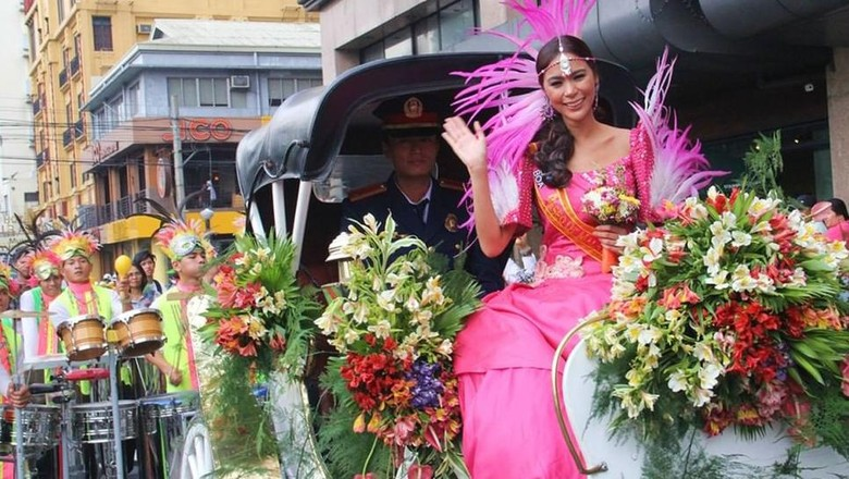 Festival di Filipina.