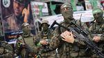 Kala Pejuang Hamas Unjuk Gigi di Kota Gaza