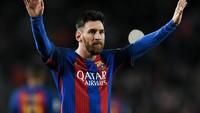 Messi Tinggalkan Barcelona, Akan Gabung PSG?