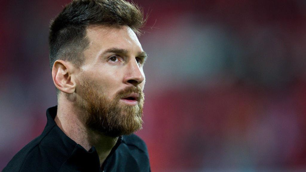 Lionel Messi Beli Hotel Baru