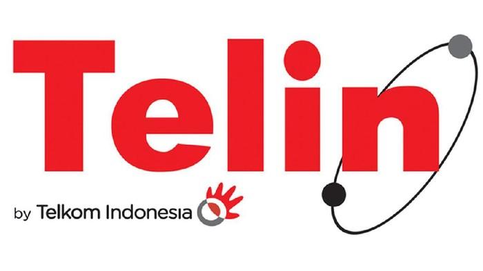 Logo Telin, anak perusahaan Telkom