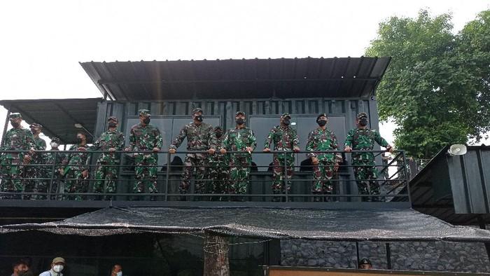 Pandam Jaya Mayjen TNI Dudung Abdurachman