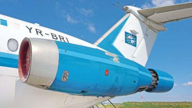 Pesawat Rombac 1-11 Rumania