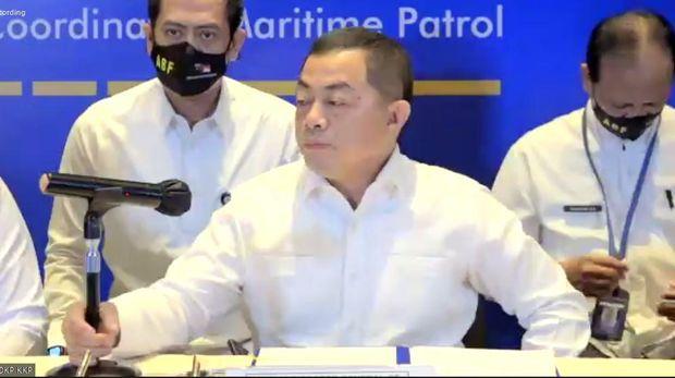 Plt. Direktur Jenderal Pengawasan Sumber Daya Kelautan dan Perikanan (PSDKP) KKP, Antam Novambar