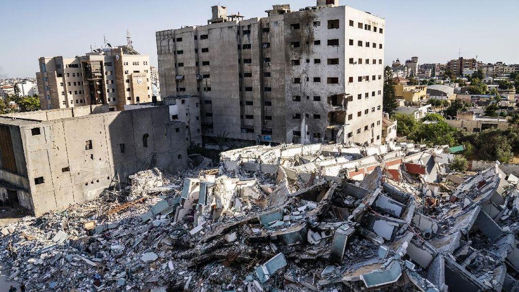 Qatar Umumkan Bantuan Rp 7,1 T untuk Bangun Kembali Gaza