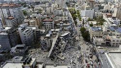 Human Rights Watch: Israel Telah Lakukan Kejahatan Perang di Gaza