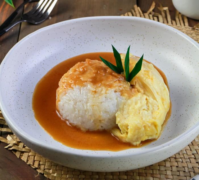 Resep Ketan Kuah Durian