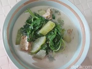 Resep Sayur Bobor Bayam Labu Siam yang Sedap Sederhana